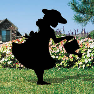 Gardening Gloria Yard Shadow Decoration